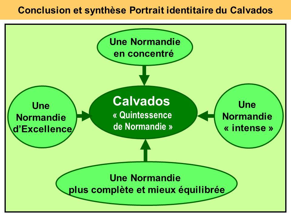 22 Une Normandie dExcellence Une Normandie « intense » Calvados « Quintessence de Normandie » Une Normandie en concentré Une Normandie plus complète e