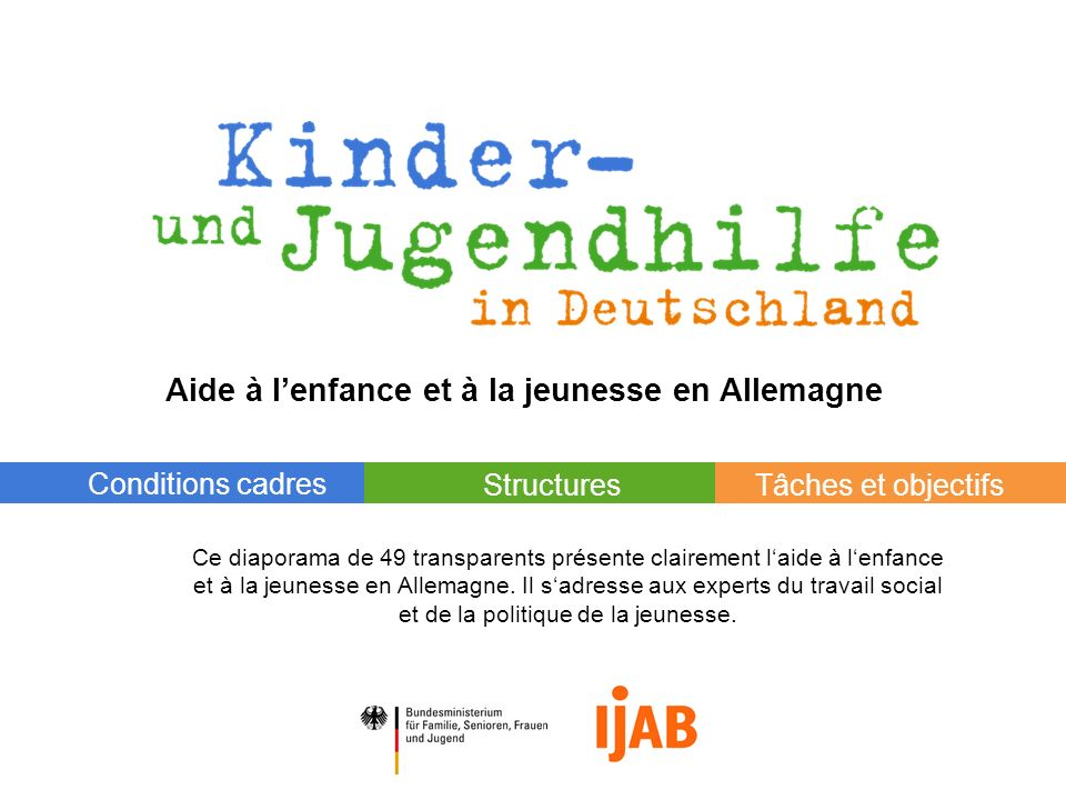 www.kinder-jugendhilfe.info © Conditions cadresLEtat 2009 Art.