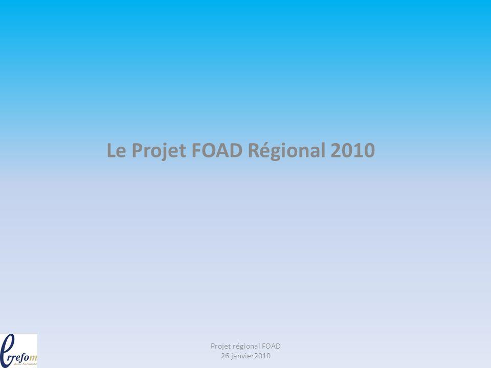 LE FINANCEMENT Financement par lEtat pour le fonctionnement du projet (plateforme, ressources, Expert, professionnalisation) Abondement financier de la Région sur les parcours FOAD développés dans le cadre du PFB 10% x (200h x 50%) x taux horaire Plan de formation des participants (9.5 jours)