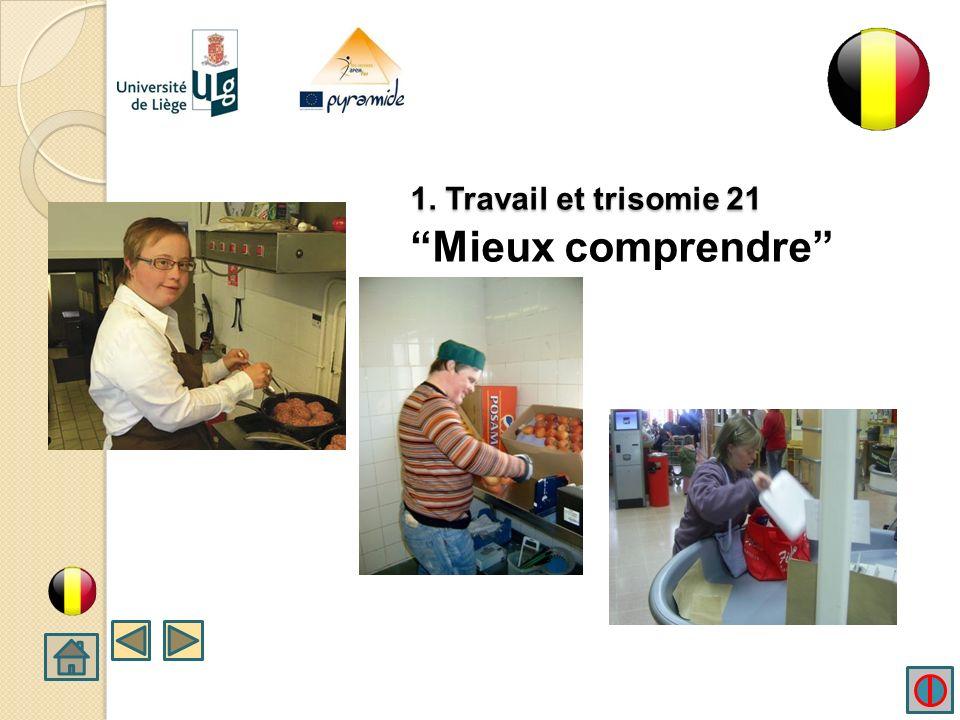 3 Comment peut-on aider une personne porteuse dune trisomie 21 dans son environnement de travail?