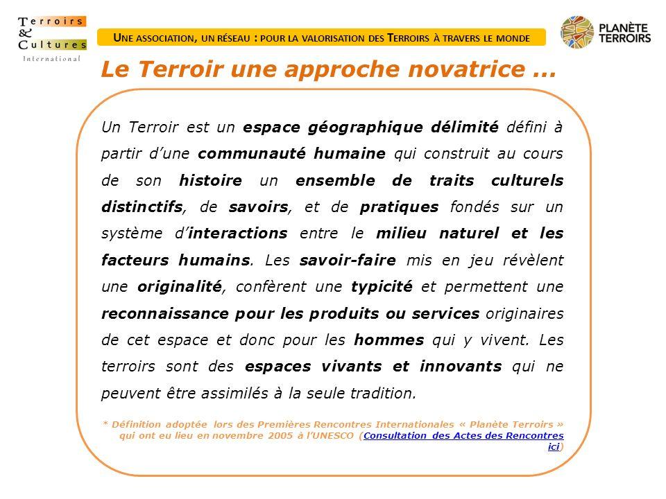 Le TERROIR AUBRAC : UNE IDENTITE FORTE Entre Lot et Truyère : lAubrac tènement du Massif Central volcanique.