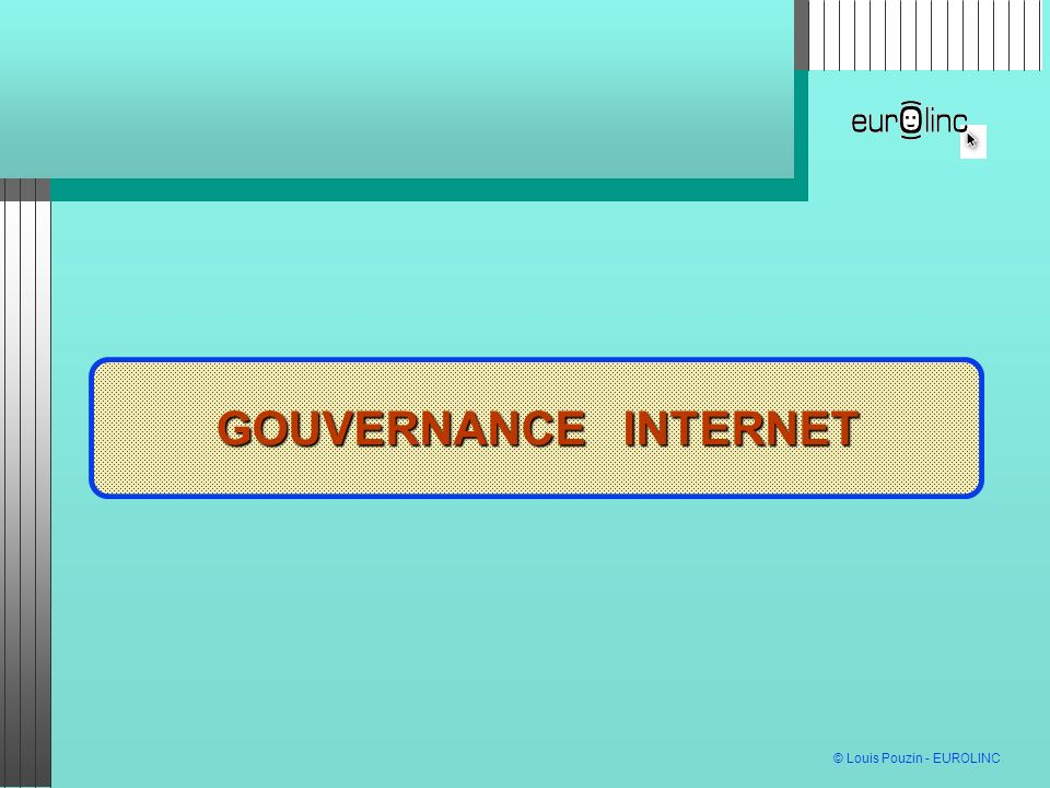 © Louis Pouzin - EUROLINC SCHISME INTERNET CHINOIS - IPv6 INTERNET CHINOIS - IPv6 NOMS EN TRADITIONNEL & SIMPLIFIÉ...