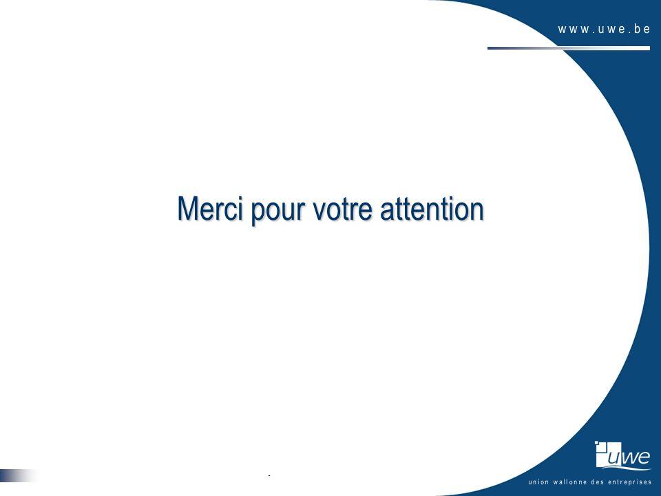 - Merci pour votre attention