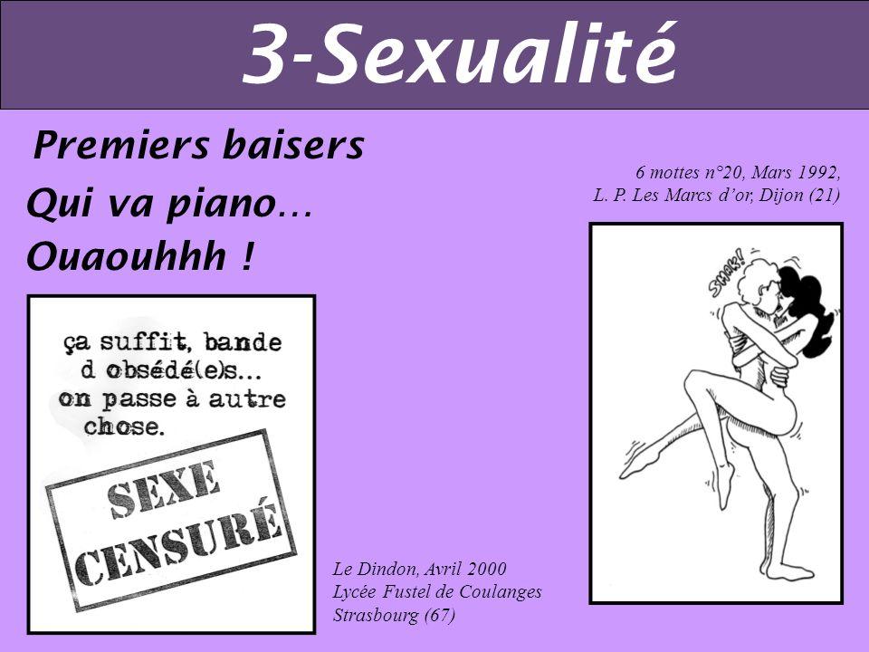 « Deux visions de la drague » La Fenêtre n°701, Mars 2001, Lycée N-D La Riche, Tours (37) LArt et la manière « Draguer est pour moi un mot vulgaire; N