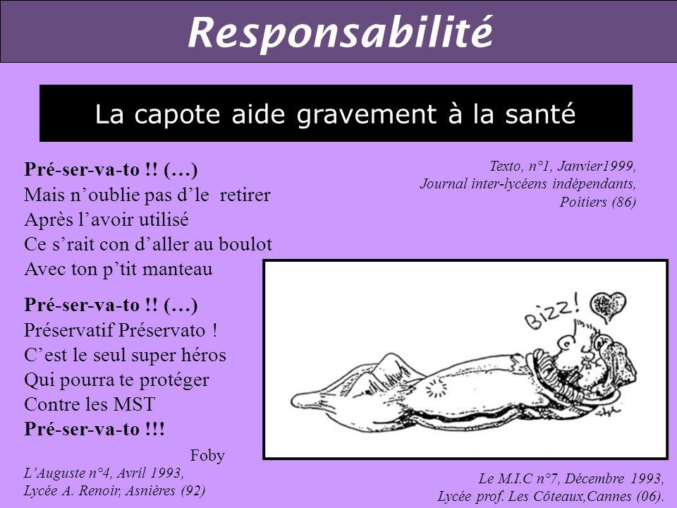 LAuguste n°5, Avril 1993 Lycée Auguste Renoir, Asnières (92) Mot pour mot n°3 Janvier 1996 Lycée Henri Wallon Aubervilliers (93) Sida Quand ça nous to