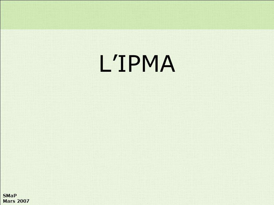 SMaP Mars 2007 LIPMA