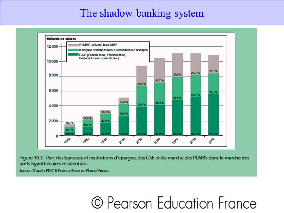 The shadow banking system