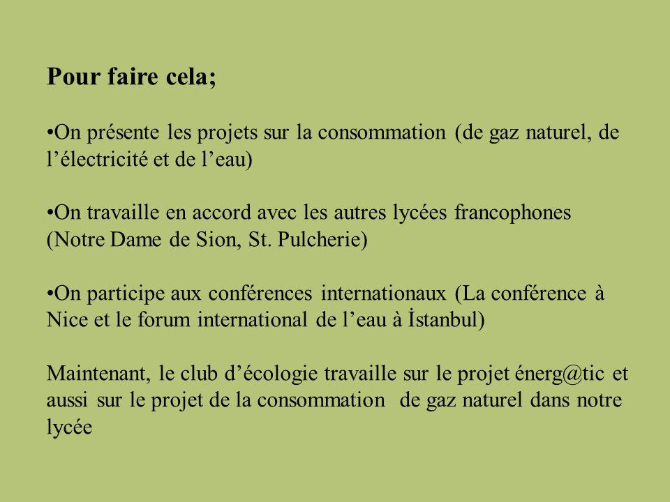 Le projet energétique a été fondé par le comission de lunion européenne.