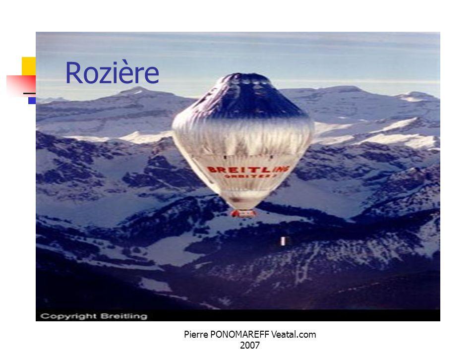 Pierre PONOMAREFF Veatal.com 2007 Rozière