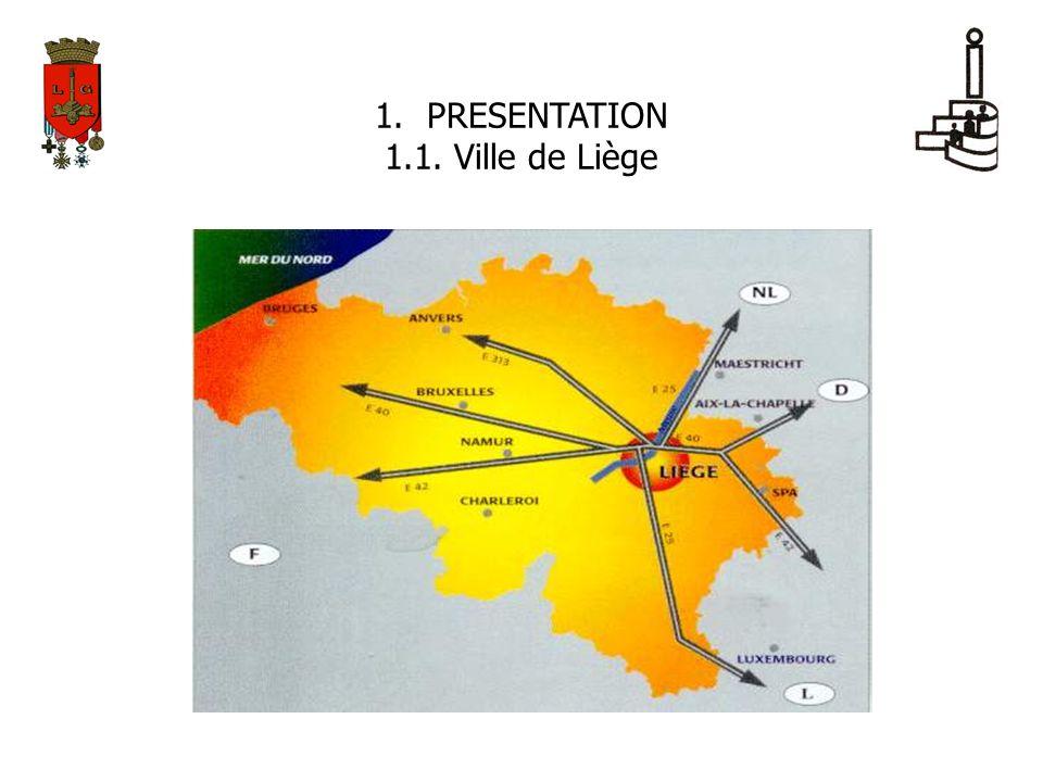 1.PRESENTATION 1.2.Prévention intégrée dans les quartiers 1.2.1.