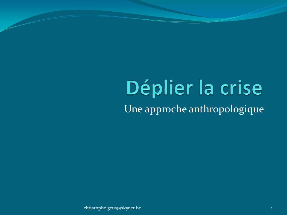 Abords de la crise Anthropologie médicale clinique Anthropologie médicale critique Anthropologie de la maladie Ethnopsychiatrie Anthropologie des logiques du discours et de laction 1.