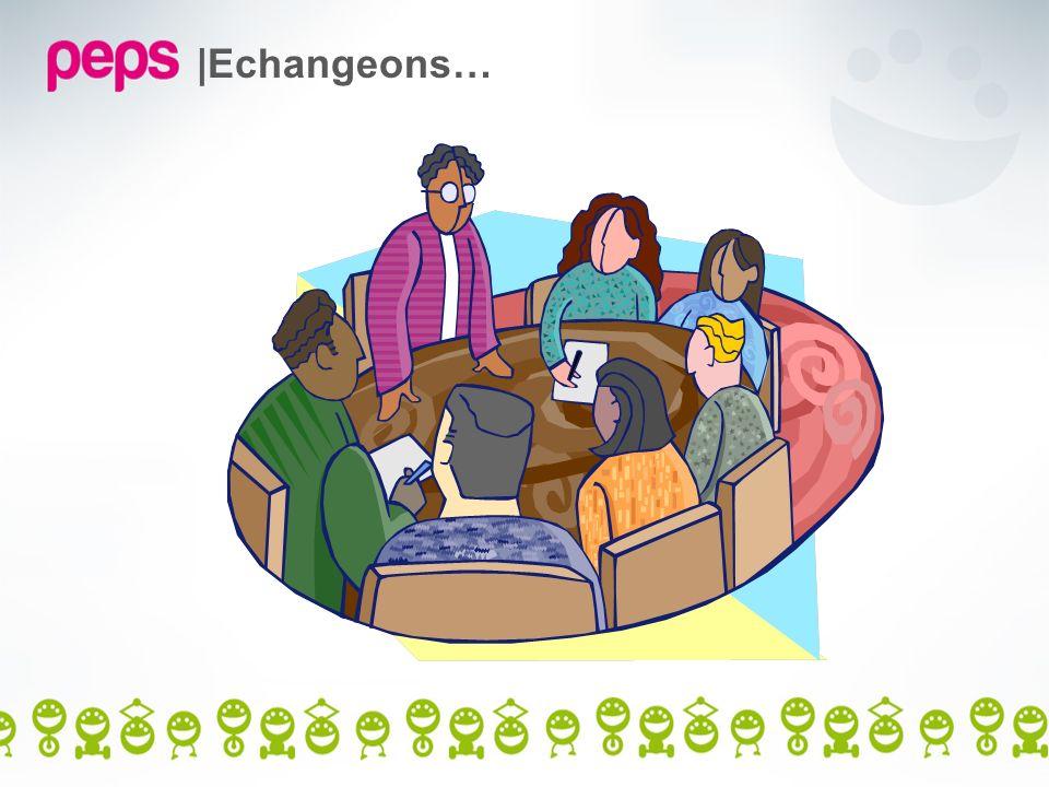 |Echangeons…