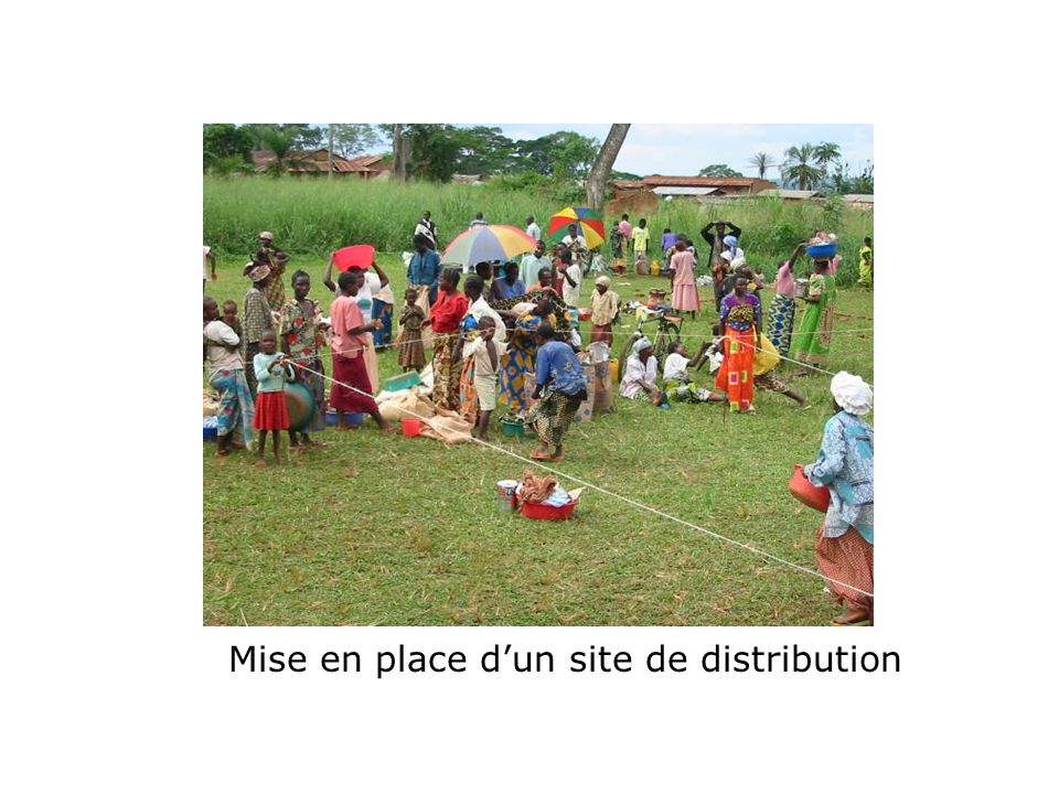 Mise en place dun site de distribution
