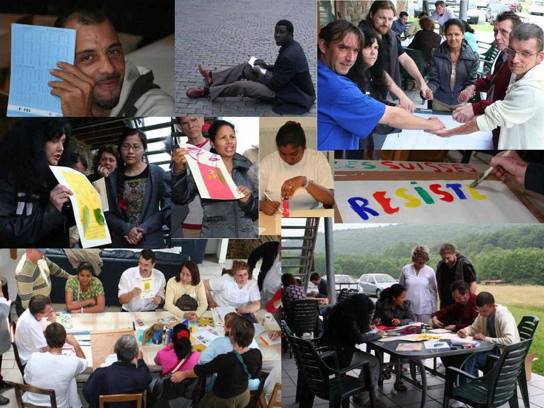 Chacun sorganise dans sa région Each one organizes itself in its region Cada uno se organiza en su región 2008
