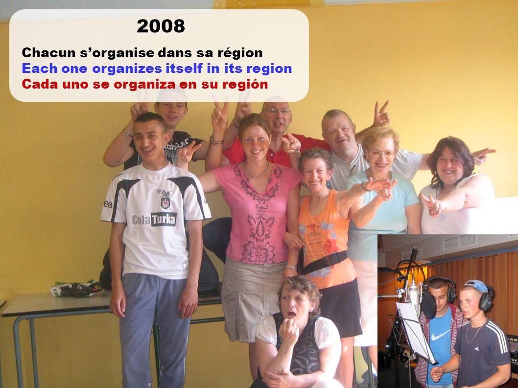 2009 : Confintea VI 3 apprenants au Brésil 3 learners in Brazil 3 formandos en Brasil