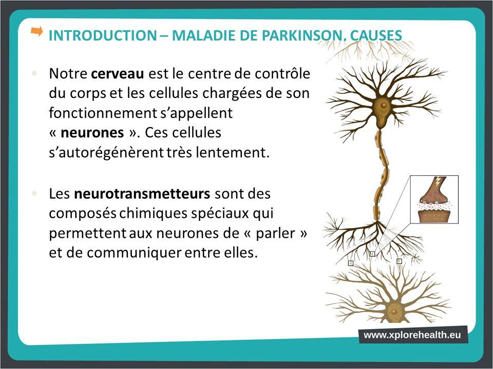 Notre cerveau est le centre de contrôle du corps et les cellules chargées de son fonctionnement sappellent « neurones ». Ces cellules sautorégénèrent