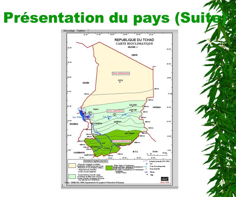 I.Présentation du pays NIGER NIGERIA CAMEROUN SOUDAN LIBYE RCA