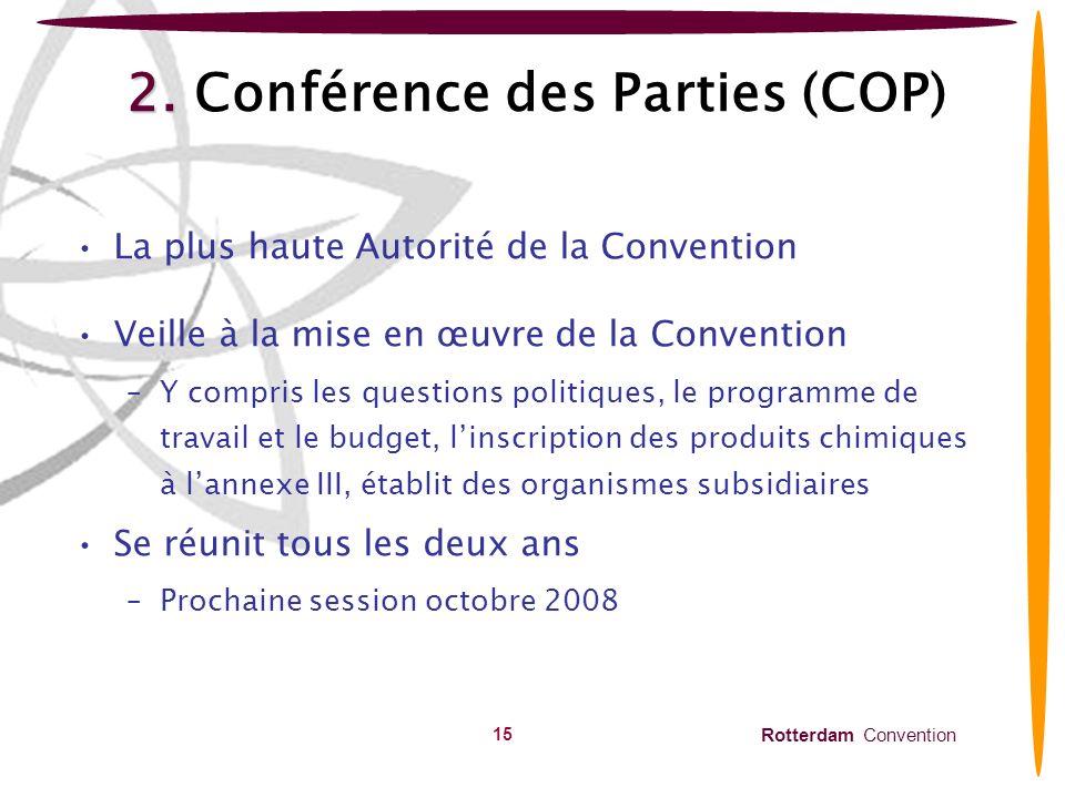 Rotterdam Convention 16 3.3.