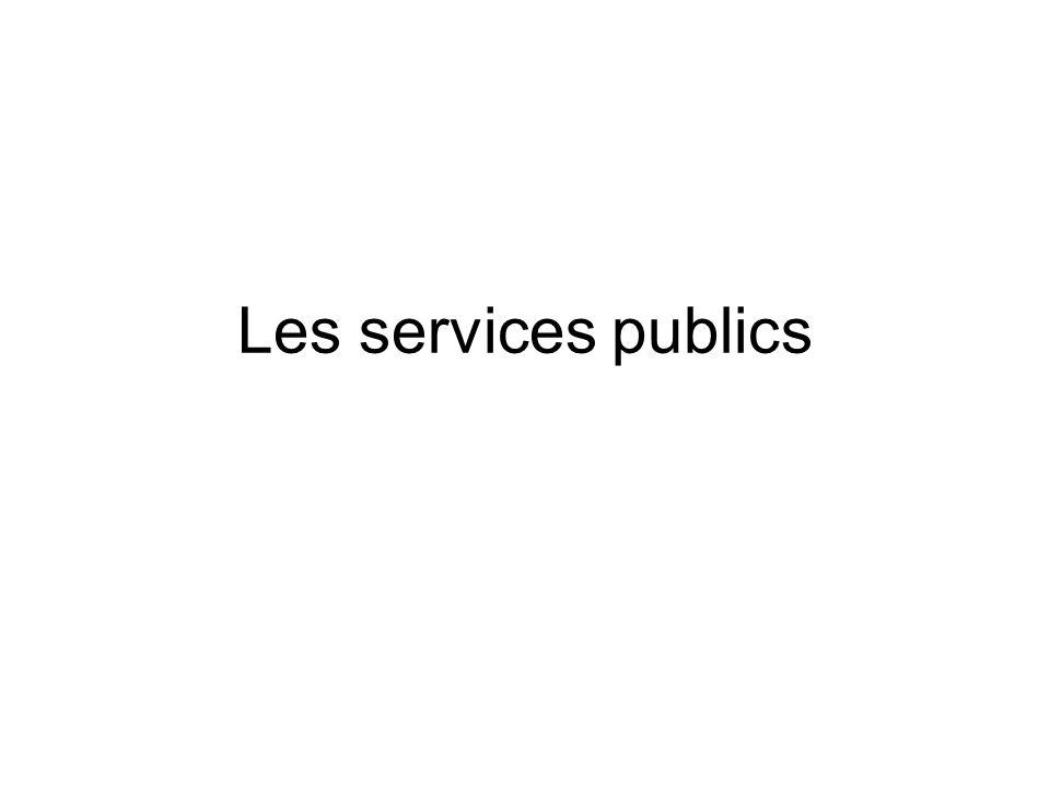 Introduction 1 - La distinction police / services publics 2 - La polysémie de la notion de service public 3 - Le service public comme critère dapplication du droit administratif