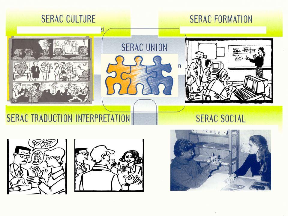 SERAC a été crée en 1987.
