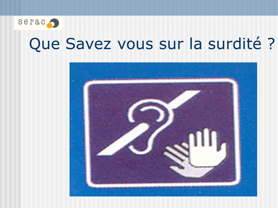 La langue des signes internationale .