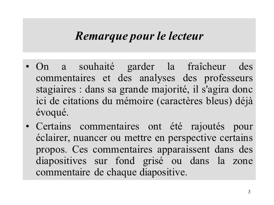 2 Deux jeunes femmes, professeures stagiaires de mathématiques à l'IUFM de Grenoble, en charge l'une d'une classe de 4 ème, l'autre d'une classe de 2