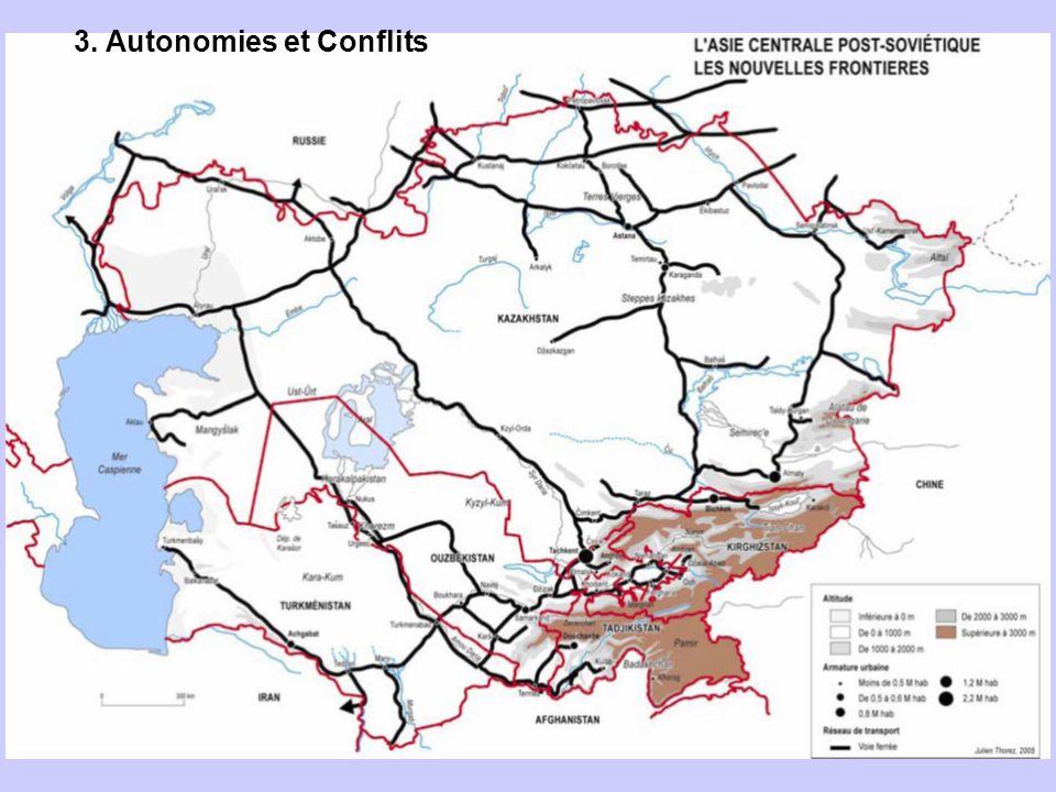 3. Autonomies et Conflits