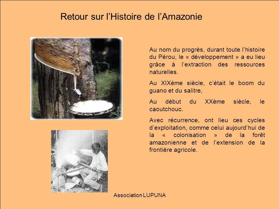 Département dAmazonas Association LUPUNA