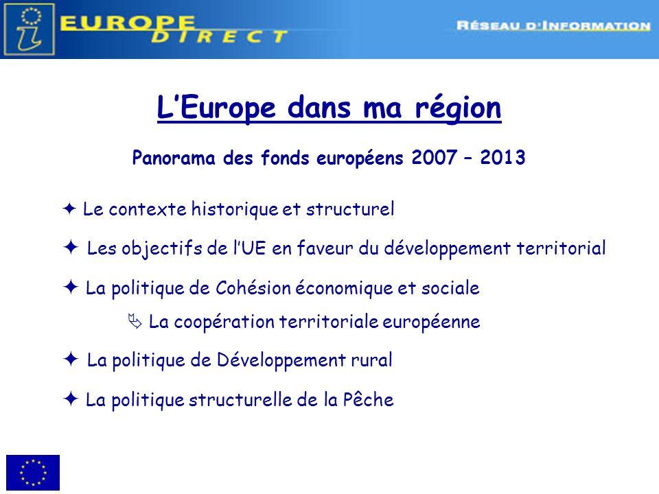 Orientations stratégiques communautaires pour la cohésion (OSC) Cadre de référence stratégique national (CRSN) Programmes opérationnels FEDER : PO régional et son DOMO FSE : PO national et déclinaison régionale Gestion du programme et sélection des projets Autorités de gestion FEDER : Préfecture de région / SGAR FSE : DRTEFP 5 Suivi annuel Mise en œuvre de la politique de cohésion + Régions Echelon régional + Régions + +