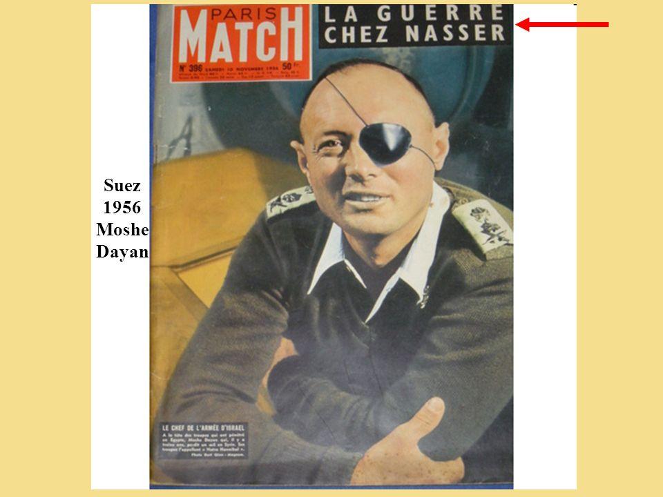 Suez 1956 Moshe Dayan