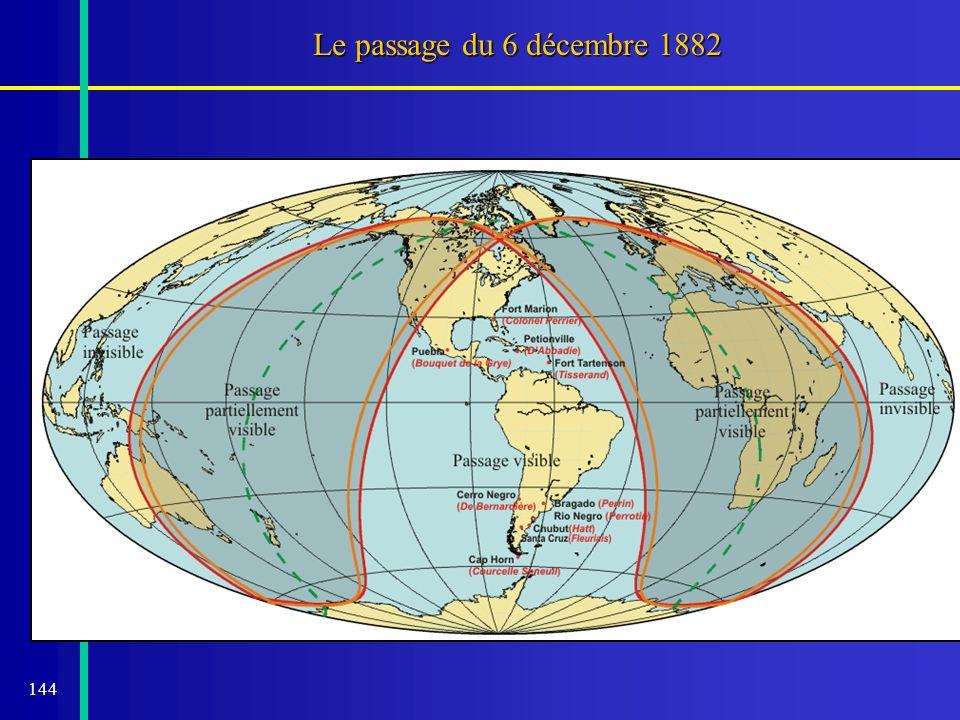 144 Le passage du 6 décembre 1882