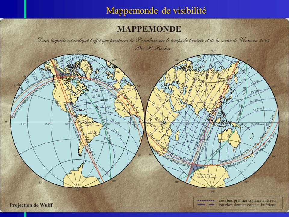 95 Mappemonde de visibilité