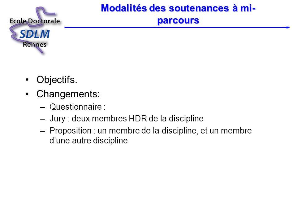Contractualisation 2008-2011 : décret Décret du Août 2006: Plus de mention au MASTER Recherche Ouverture au diplôme dingénieur