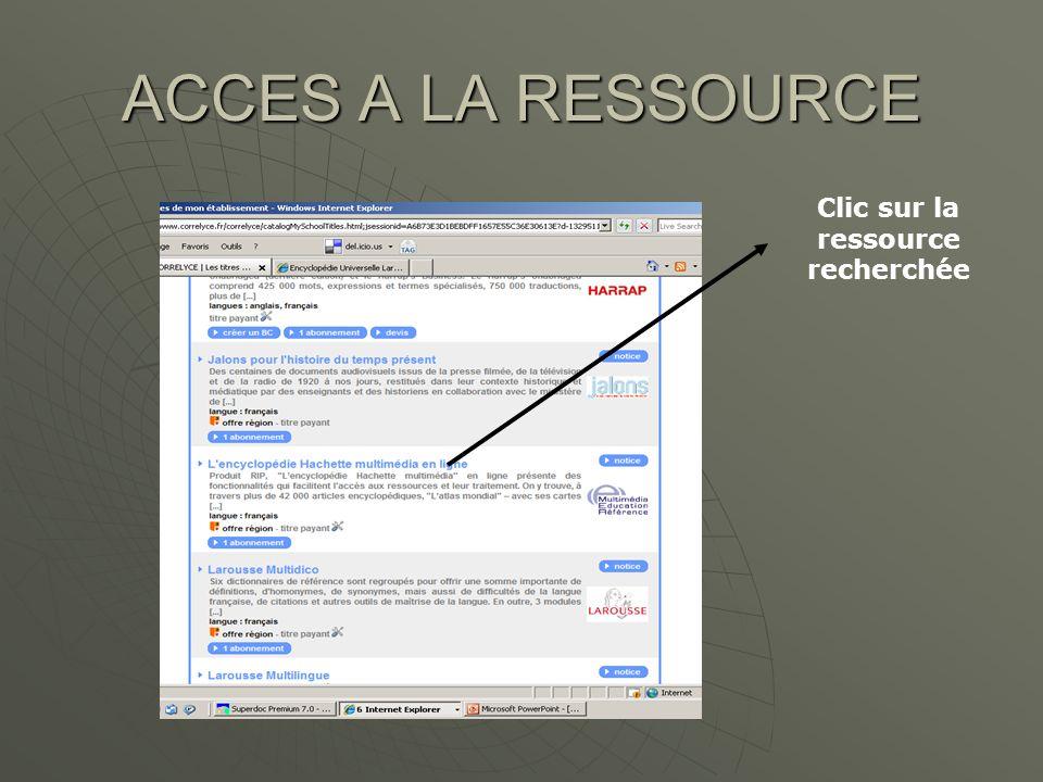 FAIRE SA RECHERCHE Recherche par mot clé Recherche avancée