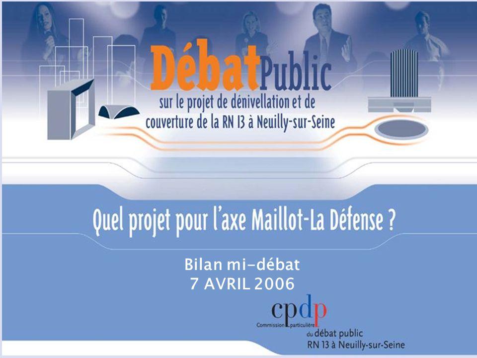 Bilan mi-débat 7 AVRIL 2006