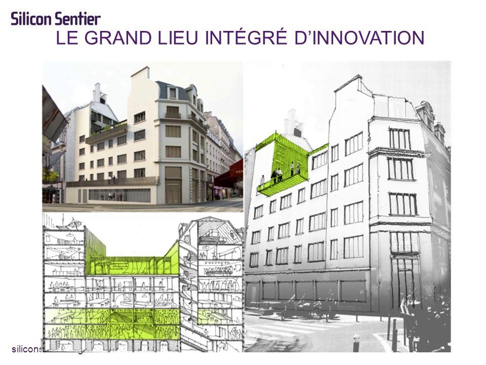siliconsentier.org LE GRAND LIEU INTÉGRÉ DINNOVATION