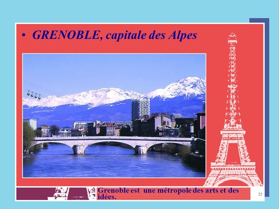 24 AIX EN PROVENCE Aix en Provence, Capitale culturelle de la Provence.