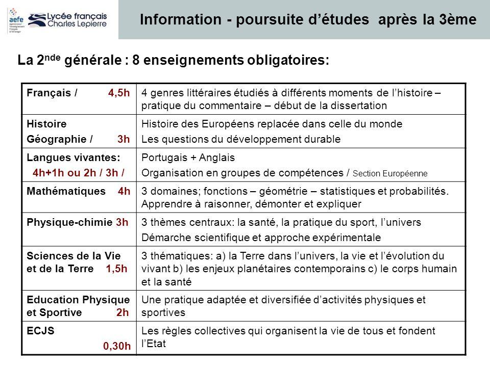 Français / 4,5h4 genres littéraires étudiés à différents moments de lhistoire – pratique du commentaire – début de la dissertation Histoire Géographie