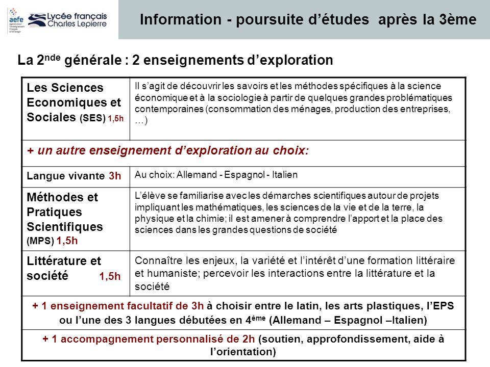 Nouveauté – Accès des bacheliers ES aux universités déconomie / gestion Portugaises: –Accord de la CNAES pour équivalence maths ES Maths « A ».