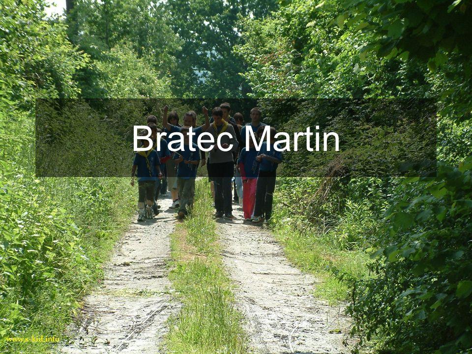 Bratec Martin.