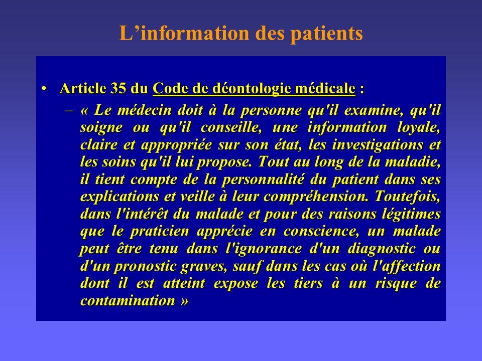 SORTIE contre AVIS MEDICAL Art 42 DECRET 14-1-1974: A l exception des mineurs et personnes hospitalisées doffice, les malades peuvent, sur leur demand