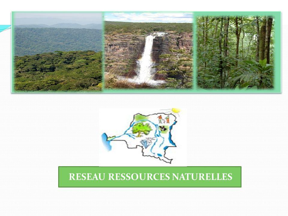 RESEAU RESSOURCES NATURELLES