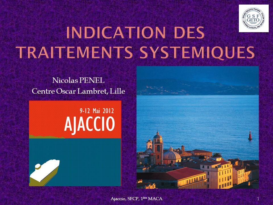 Ajaccio, SFCP, 1 ère MACA32
