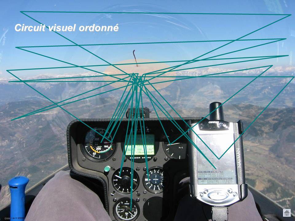 Circuit visuel désorganisé CNVV CNVV – avril 2006