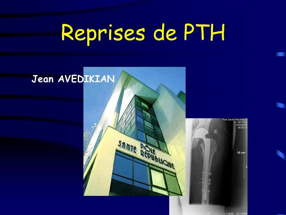 Cas Clinique n°1 Descellement Uni-polaire Renfort acétabulaire