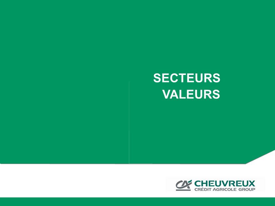 SECTEURS VALEURS