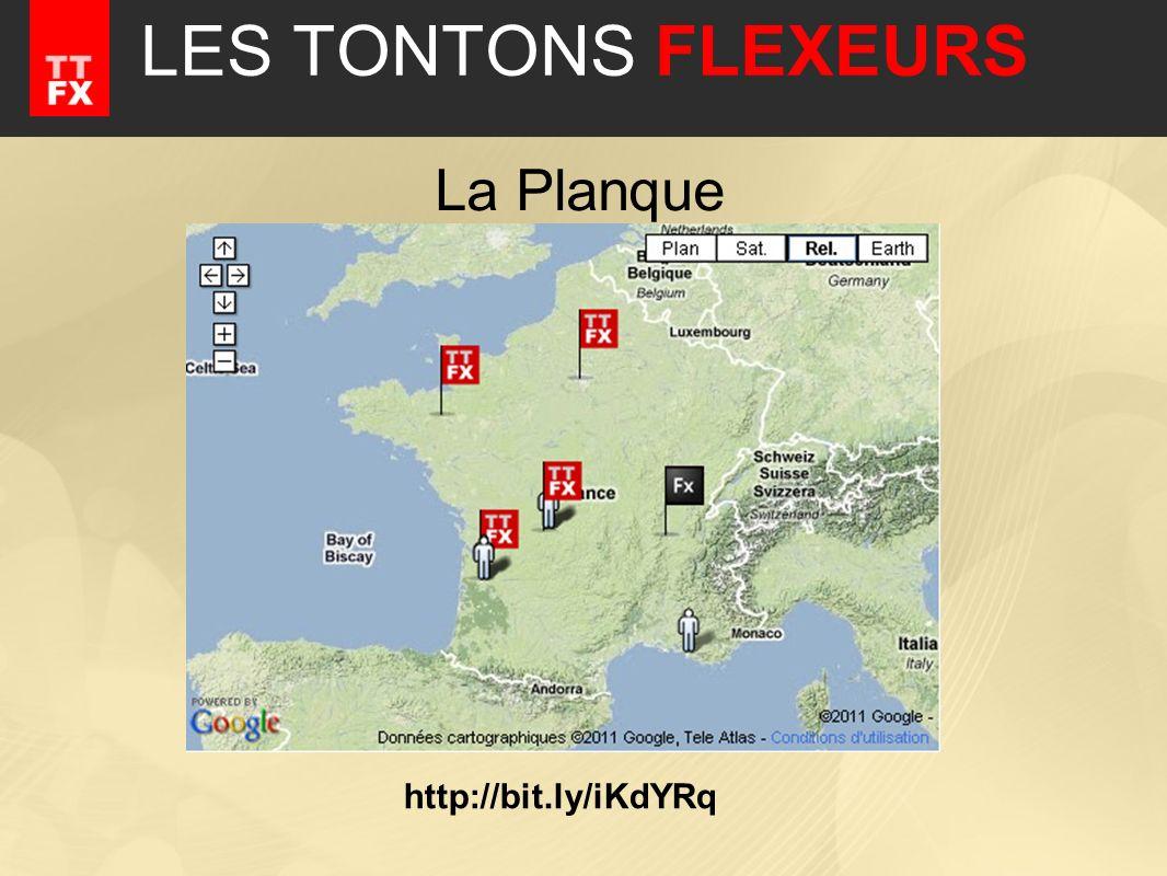 LES TONTONS FLEXEURS La Planque http://bit.ly/iKdYRq