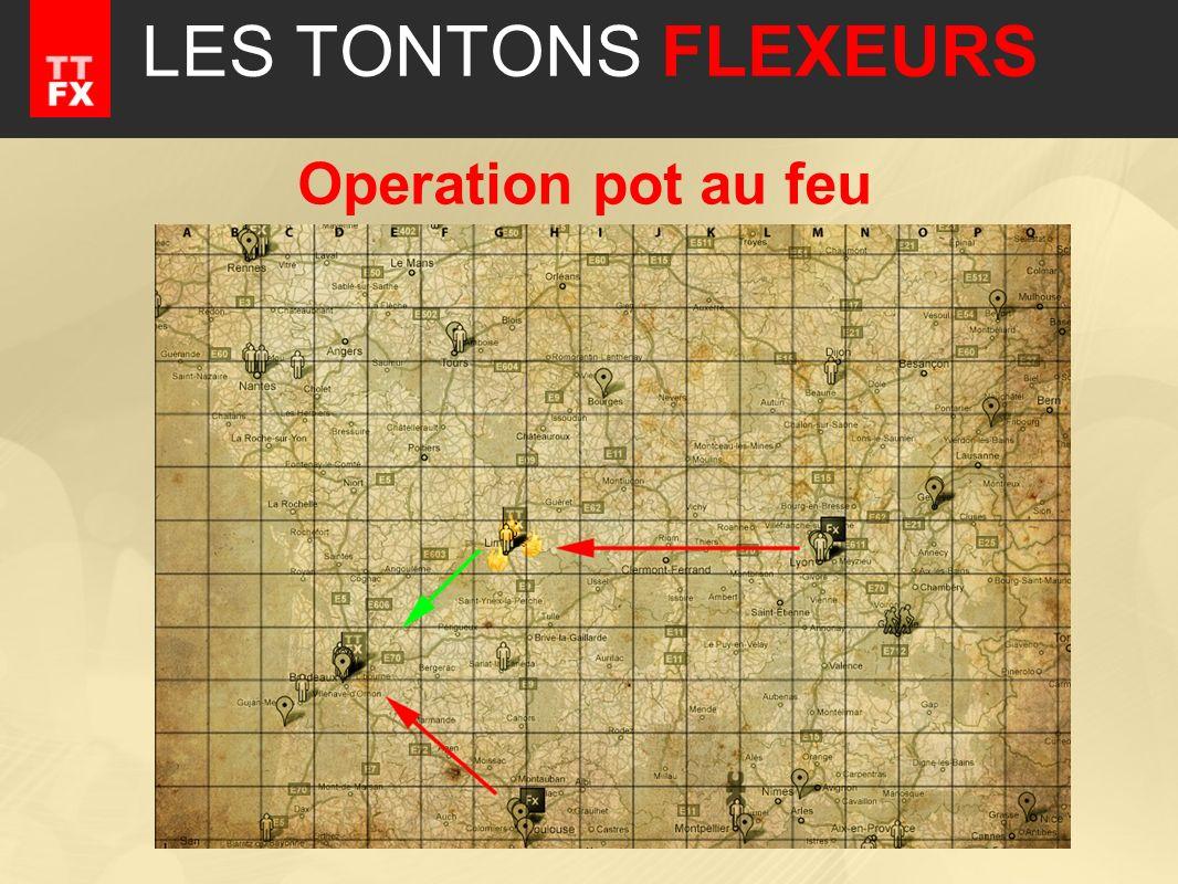 LES TONTONS FLEXEURS LArmurerie