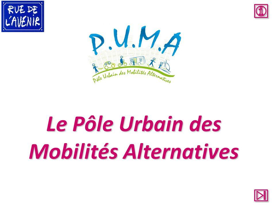 P.U.M.A.- Le Pôle Urbain des Mobilités Alternatives