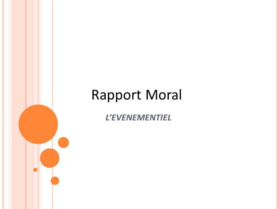 LEVENEMENTIEL Rapport Moral